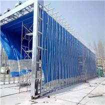 38米x19米x6米移動噴漆房 配置單