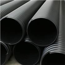 HDPE塑鋼纏繞管價格濮陽圣大管業生產廠家市政排水管