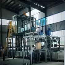 大型全自动水泥发泡保温板设备生产厂家开启订制模式