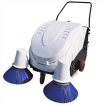 手推式掃地機工業掃地機車間用電瓶掃地車工廠道路清掃車