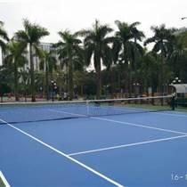 網球場建設工程,標準網球場施工建設工廠廠家