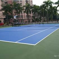 專業網球場施工建設及網球場圍網施工建設廠家