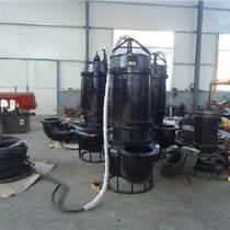 潛水立式雜質抽取泵-大理石粉泵