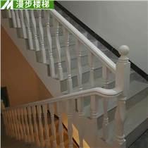 漫步室內新中式定制實木樓梯