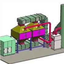 揮發性有機物催化燃燒廢氣處理設備