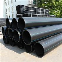 pe管材HDPE市政給水管道自來水管聚乙烯DN315