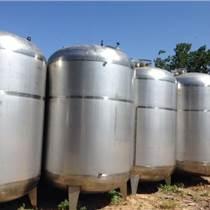 滨州专业订做不锈钢储存罐 化工原料储罐 常压油脂罐