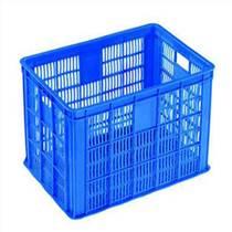 塑料筐長方形加厚鏤空白色蔬菜水果周轉筐箱子廚房大小號