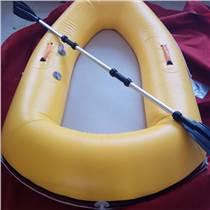 一米八單人小型休閑觀光游玩橡皮艇