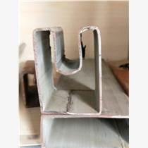 4040镀锌凹槽管,凹槽管规格