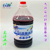 藍莓果汁 大興安嶺野生藍莓原漿 藍莓果漿 廠家大量供