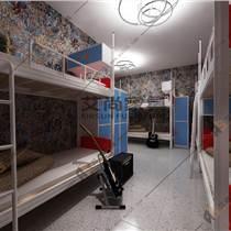 艾尚家具湖北學生寢室床鋪簡約實用還美觀