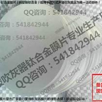 B100187 B101051鈦合金屬膜片用于GE
