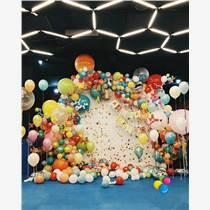 昆明氣球生日宴氣球壽宴氣球派對氣球拱門立柱