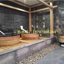 洗浴中心大缸日式泡澡大缸景德鎮陶瓷洗浴缸