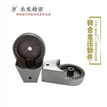 灯具接头配件高精密锌合金CNC加工