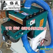 拓成TC木工机械双面压刨机床高速木工刨木线机