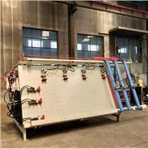 液压式门窗组装机