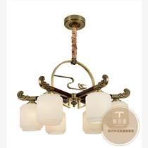 新中式吸顶灯-中式吸顶灯具厂家-铜木源招商