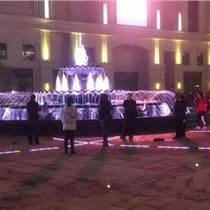 大型鍛銅噴泉雕塑 歐式燈光水景雕塑景觀定制工廠