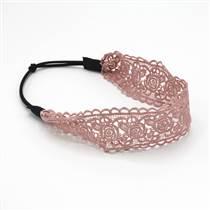 韓秀hanxoo飾品鏤空蕾絲洗臉面膜發帶