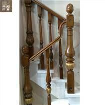 徐州典和簡約式實木樓梯立柱