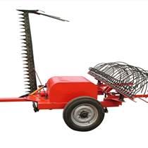 往復式割樓一體機 苜蓿牧草割摟草機 割摟草機