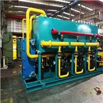 粒子鋼處理生產線