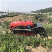 遙控式柴油除草機小型履帶式割草機的廠家報價