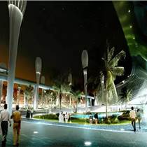 城市景观照明规划6大要素