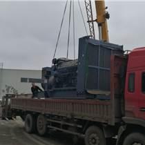 上海嘉定金屬制品公司三菱柴油發電機回收