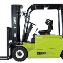 克拉克4-5吨平衡重电动叉车