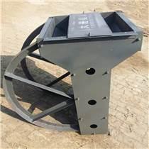 雙孔隔離墩模具 小型預制城市道路水泥墩