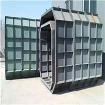 八角水泥化糞池模具 三層構造容積大 壁厚適中