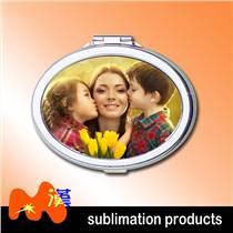 空白耗材廠家 B09化妝鏡熱轉印