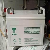 汤浅蓄电池NPL100-12免维护12v100ah