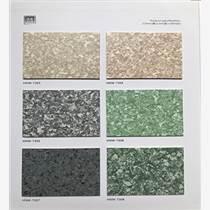 專用耐磨耐碘酒柳州PVC地板廠家抗菌PVC地板同質透