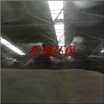 臺州料倉廠房降塵噴淋設備,工地廠房噴淋裝置