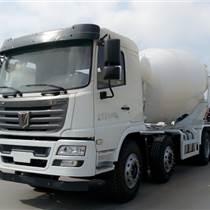 供应联合卡车12方8x4轻量化搅拌车