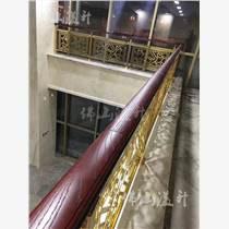 古銅鋁板鏤空屏風 鋁板雕花屏風