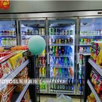深圳立式四门饮料柜、深圳立式饮料展示柜厂家直销