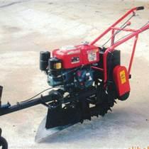 艾草收割专用机械 柴油手推收割机手扶拖拉机配套小型收割机用途广