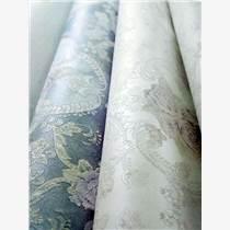 西北漢中咸陽壁布壁紙批發窗簾軟裝廠家直銷批發