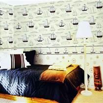 漢中建筑材料批發墻布墻紙軟裝設計搭配室內裝修