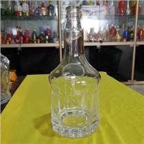 五糧液玻璃瓶500ml晶質料白酒瓶透明無鉛玻璃酒瓶