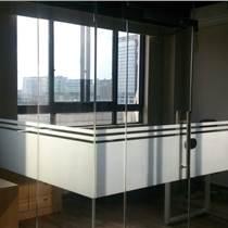 上海辦公室貼膜 辦公室隔斷貼膜