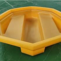 單桶防滲漏托盤 特厚盛漏平臺 防泄漏托盤