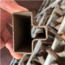 冷拔异型钢管厂家 P形钢管 扇形钢管 椭圆钢管 D形