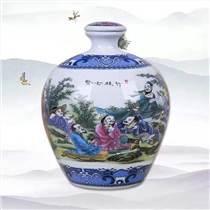 五斤装陶瓷酒瓶生产厂家,景德镇市万业陶瓷有限秒速赛车