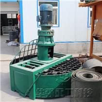 年產十萬噸有機肥生產流程華強直銷立式圓盤攪拌機